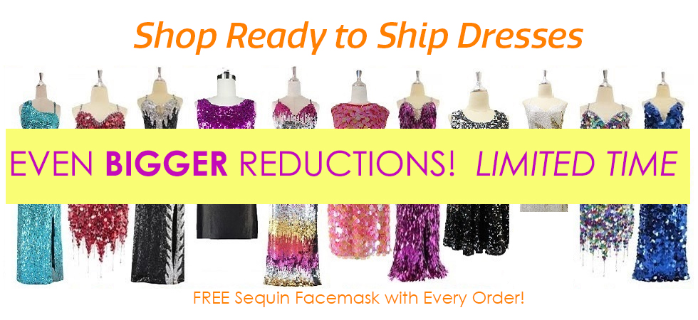 Buy Sequin Dresses