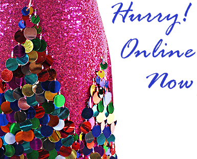 Buy Custom Sequin Dresses