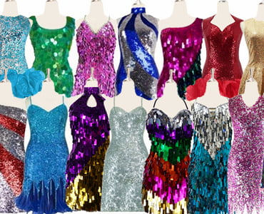 Buy Sequin Short Party Dresses