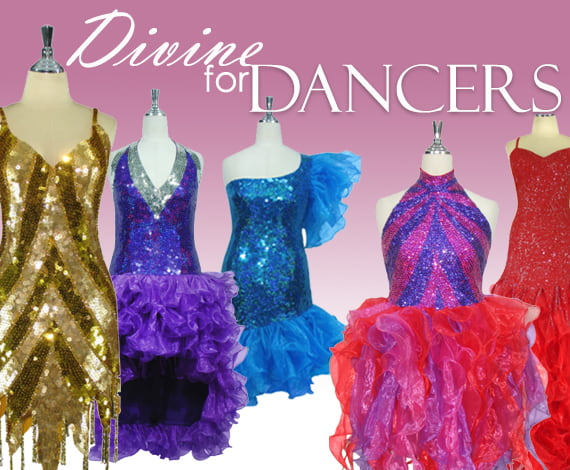 Buy Sequin Dance Dresses